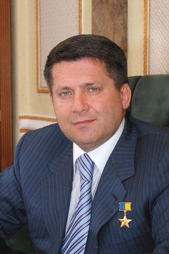 Президент компании С.А.Войтович