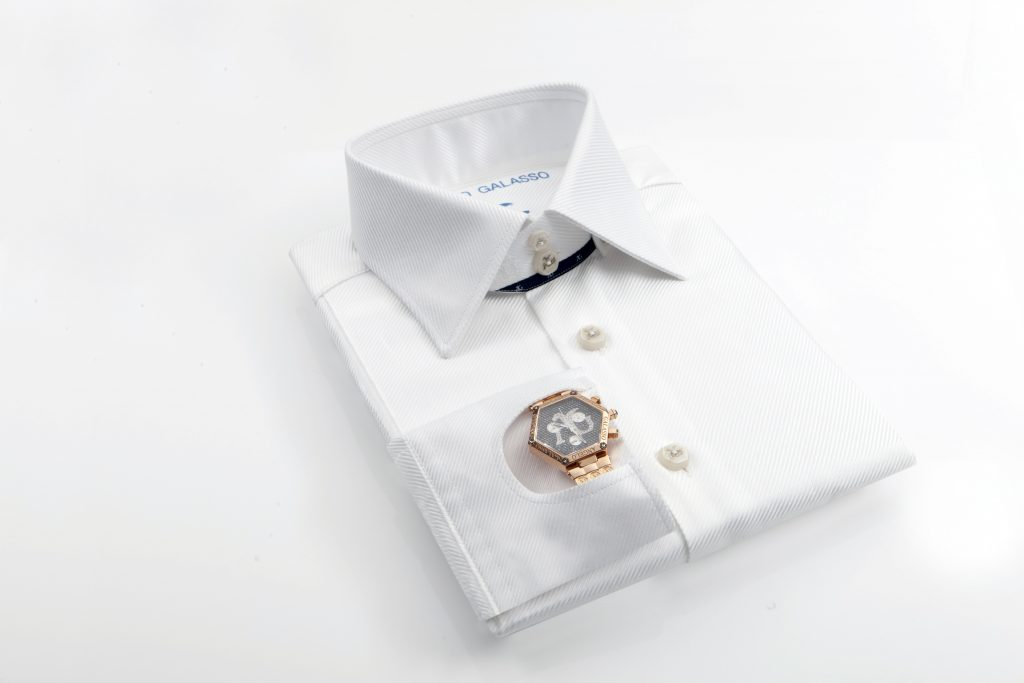 AG Polso Orologio in white