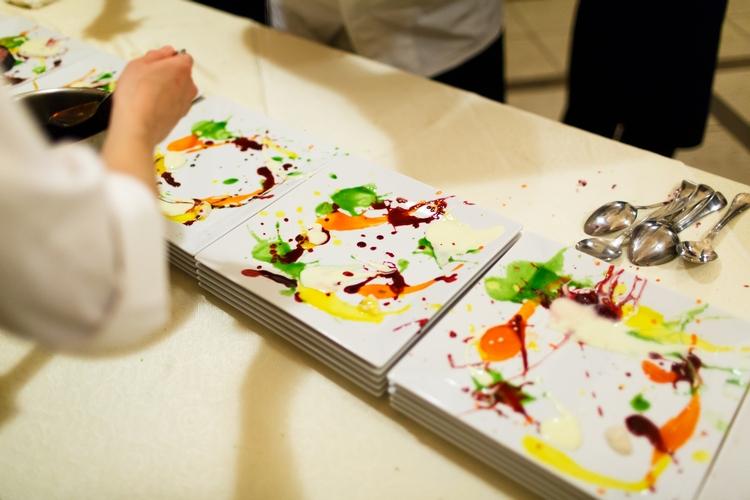 Еда и искусство тесно связаны