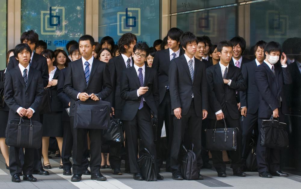 Японцам не нужны партнеры, которые не понимают элементарных правил приличия