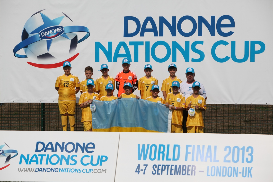 Danone Nations Cup 2013