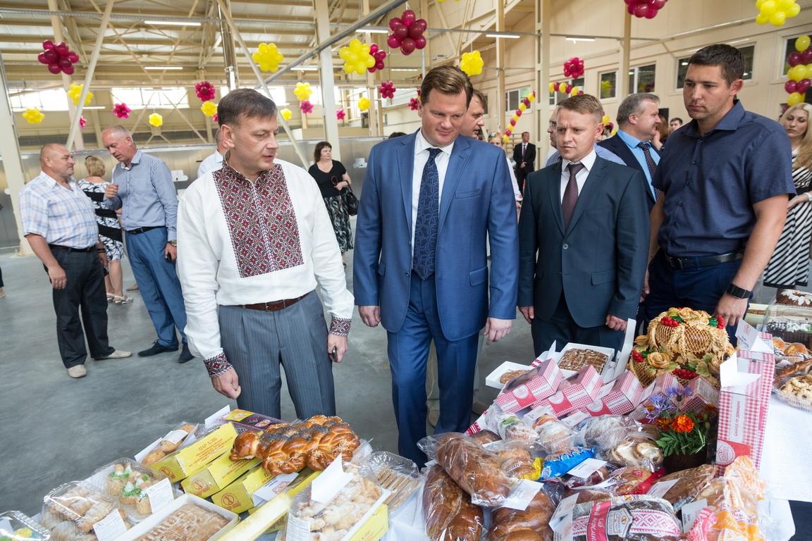 Второй хлебозавод в Новых Петровцах Юрий Триндюк построил всего за полгода