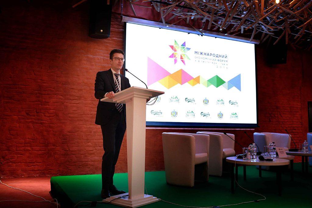 Кристиан Донс Кристенсен, Чрезвычайный и Полномочный Посол Королевства Дания в Украине