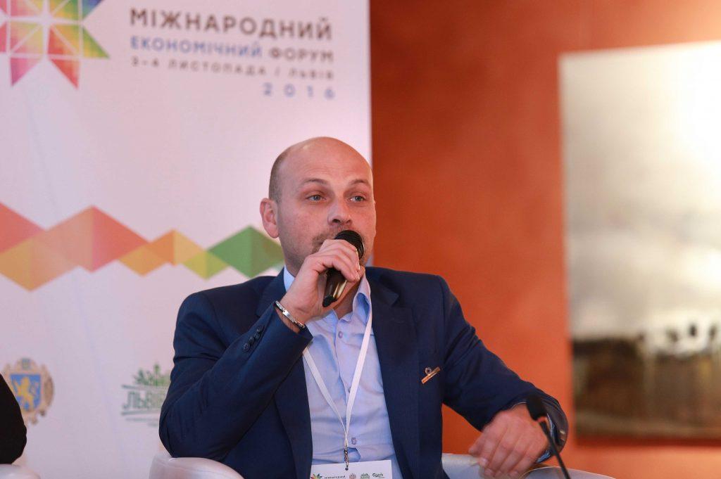 Александр Жемойда, исполнительный директор Украинского клуба аграрного бизнес