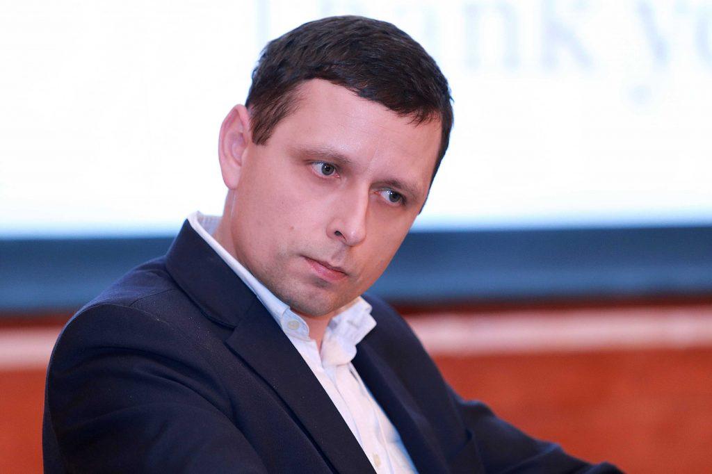 Юрий Сузанський, менеджер департамента пищевых ингредиентов, BASF Украины