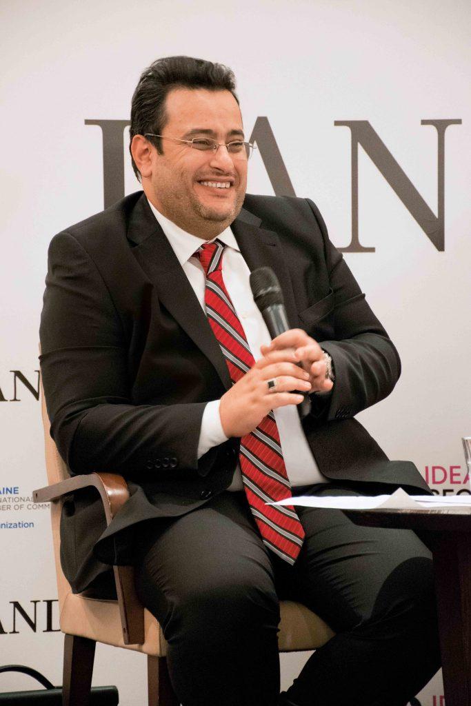 """Мустафа Аль-Хафаджи: """"У торговых отношений Украины и Ирака - большие перспективы"""""""