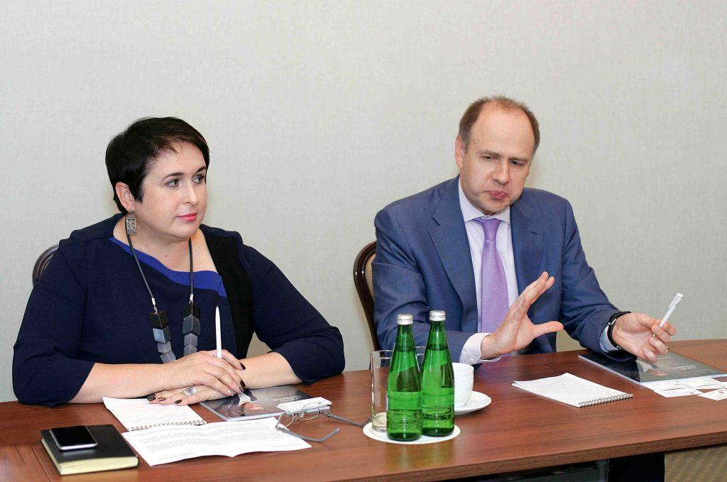 Тамара Савощенко и Алексей Волчков готовы выделять аграриям кредиты, но для этого агрокомпании должны доказать свою эффективность