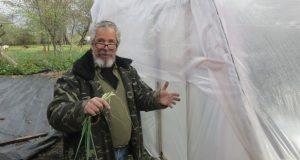 В українському селі американець створив органічну ферму