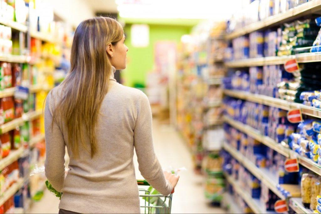 До уваги прикарпатців: почали діяти нові правила маркування харчових продуктів (відеосюжет)